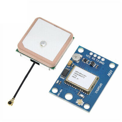 Gy-neo6mv2 Gps Module Board Antenna For Arduino Raspberry Satellite Positioning