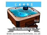 Quality 5 seater hot tub