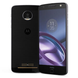 Moto Z XT1650-03 32Gb 4Gb RAM+2000Gb via mSD/Cloud-Unlocked$780