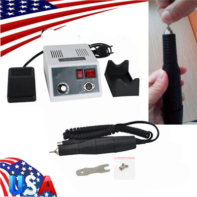 Dental Lab Fit Marathon Electric Micromotor Polishing Unit 35k Handpiece Power A