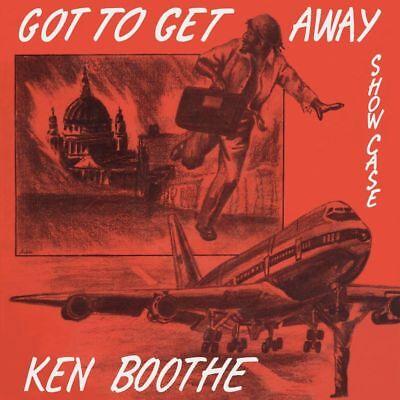 Ken Boothe(Vinyl LP)Got to Get Away-Burning Sounds-BSRLP950-EU-2017-M/M