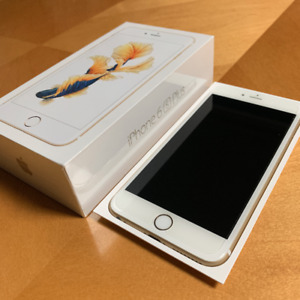128GB iPhone 6S Plus LIKE NEW Mint Condition phone, accessories