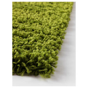 Green Ikea Carpet