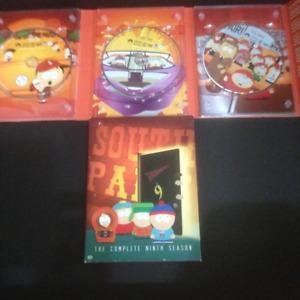 Continuation :  South Park  Seasons 9 thru 14 missing 6th