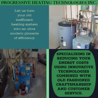 FURNACE, BOILER & WATER HEATER REPLACEMENT