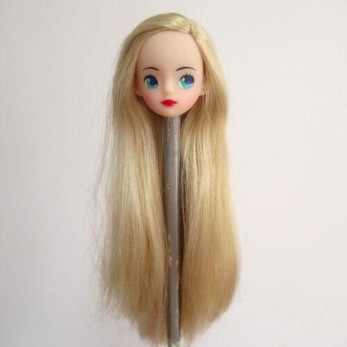 1/8 1/6 OOAK PVC Doll Head