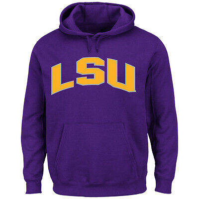 NCAA College Hoody LSU LOUISIANA TIGERS Hoodie Kaputzenpullover Cheering Them Louisiana Tigers