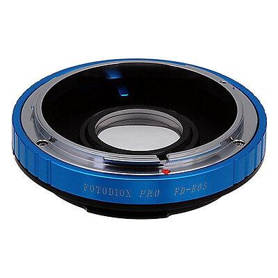 Fotodiox Pro Lens Adapter Canon FD & FL 35mm lens to Canon EOS (EF, EF-S) Camera Canon Fd Eos