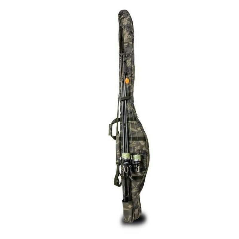 Solar Tackle Under Cover Camo 3+2 Rod Holdall 12ft