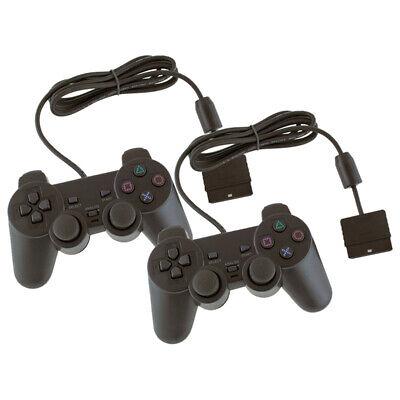 2x Mando con Cable Compatible con PlayStation 2 PS2/ PS One /...