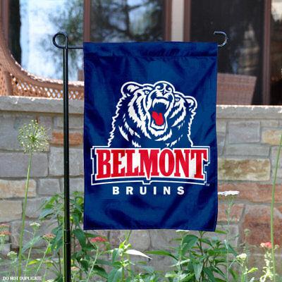 Belmont Garden Flag Yard Banner