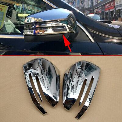Chrom Seite Rückspiegel Deckel Rand für Mercedes-Benz Gle Gl GLS M-KLASSE
