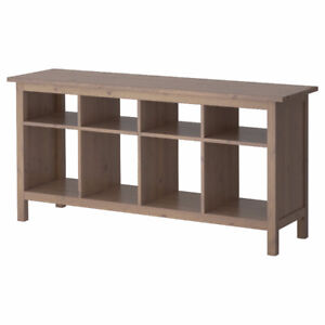 Ikea Hemnes Console Table - Grey/Brown (Good Condition)