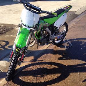 Kx125 Mint Condition