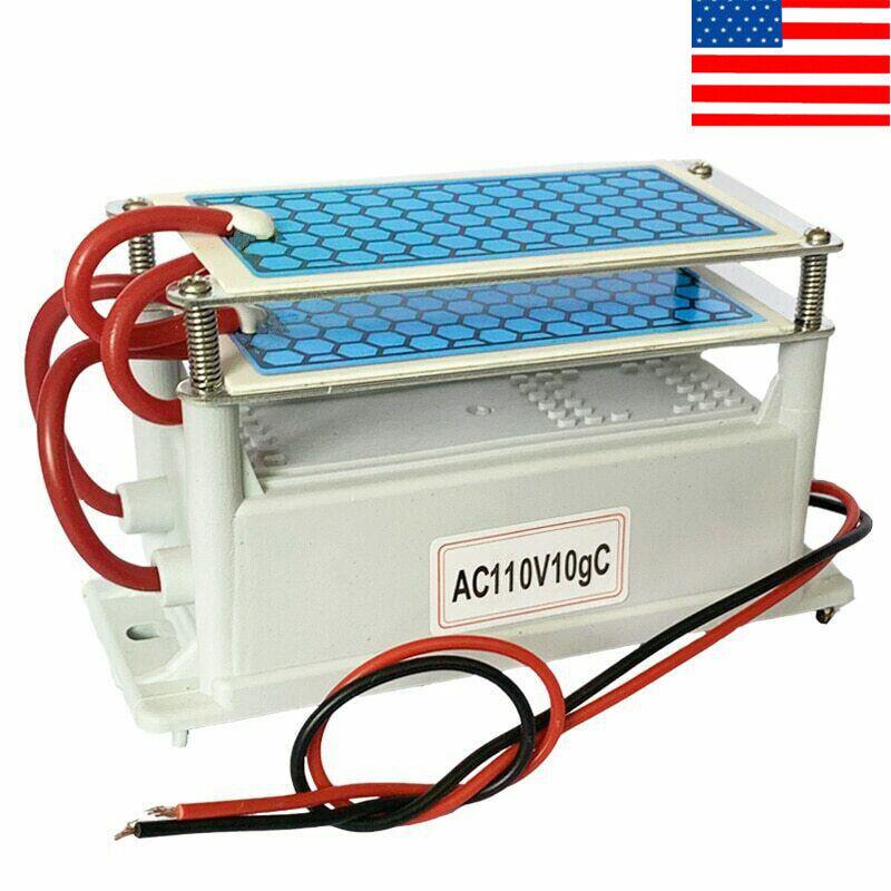 Ozonizer 110V 10gc Air Cleaner SterilizerAir Purifier Ozone Generator Portable