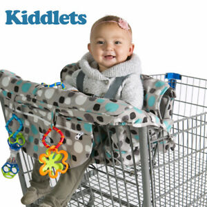 Brand New Shopping Cart and High Chair Cover