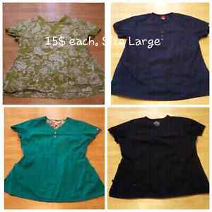Ladies Scrubs size M-XL