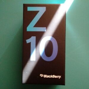 Mint White BlackBerry Z10