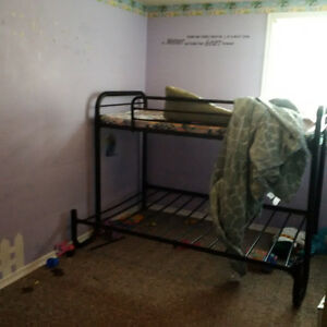 Metal Bunk-bed Frame