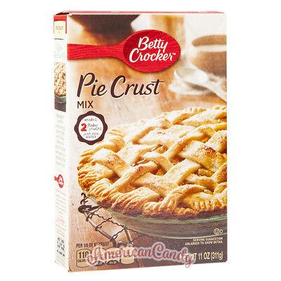 Kuchenbodenteig: 1x 311g Betty Crocker Pie Crust Mix  BB 15.12.2018 (11,22€/1kg) Betty Crocker Pie
