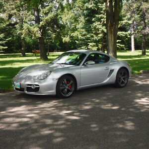 2008 Porsche Cayman S Coupe (2 door)