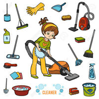 ''house cleaning service''
