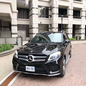 2016 MERCEDES-BENZ GLE-CLASS 4MATIC GLE350D AMG PASUV, Crossover