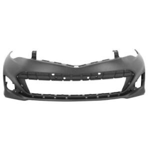 New Painted 2013 2014 2015 Toyota Avalon Front Bumper