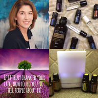 DoTERRA Intro to Essential Oils and Natural Wellness