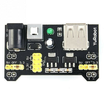 Mb102 Breadboard Power Supply 6.5-12v 3.3v5v Solderless Breadboard Us Seller