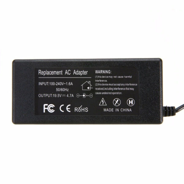 Sony laptop powers supply adapter, 90W 4.7A 19.5V