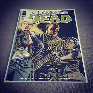 THE WALKING DEAD issue no.87