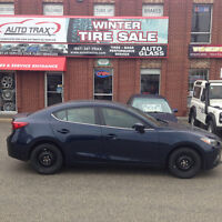 Mazda 3 Winter Tire & Wheel Packages Sale @ Auto Trax City of Toronto Toronto (GTA) Preview