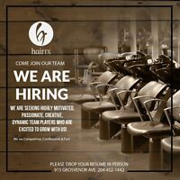 Apprentice or Experienced Stylist Wanted