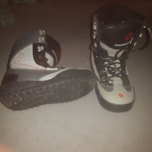 """Rossighol"" Ladies Snow Boarding Boots"