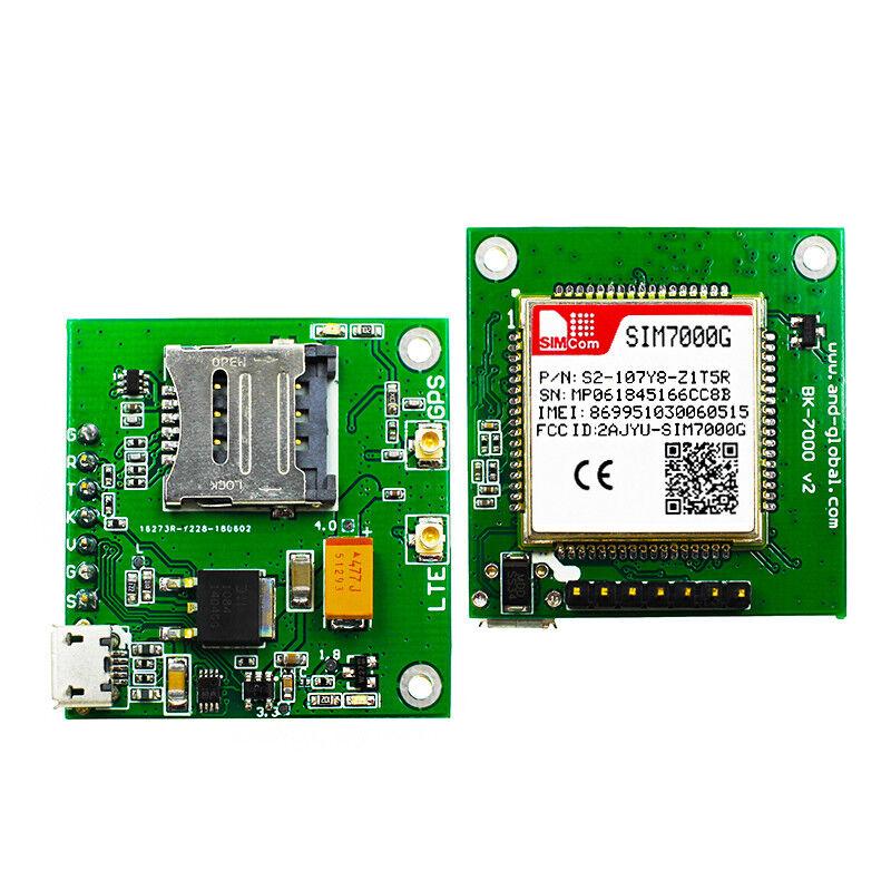 Details about Global Band NB IoT Module SIM7000G Board SIM7000G of SIMCOM  LTE CAT-M1