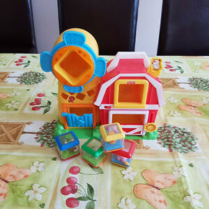 Le Moulin de la Ferme de Fisher Price