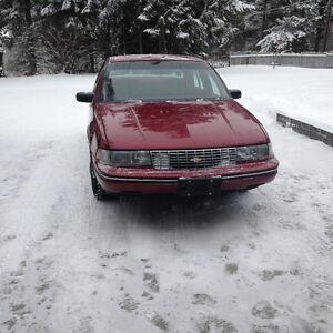 1990 Chevrolet Lumina 4drsedan Sedan