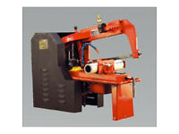 WANTED METAL CUTTING BANDSAW OR POWER HACKSAW