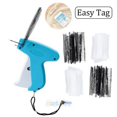 Garment Clothing Price Label Tagging Tag Tagger Gun With 2 2000 Barbs 2 Needles