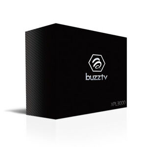 BuzzTV XPL3000 Android Based IPTV Box and Streaming Media Player