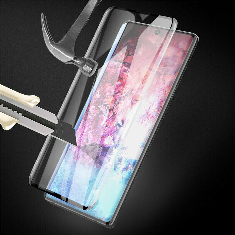 For Samsung Galaxy Note 10/ Note 10 Plus 10D Tempered Glass Screen Protector US