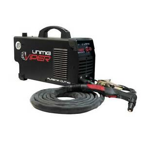 UniMIg Viper Cut 40 Inverter Plasma Cutter - 10mm Cuts Fairfield Fairfield Area Preview