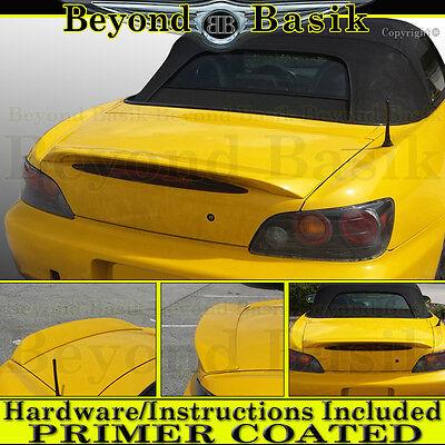 2000-2009 Honda S2000 S2K Factory Style Spoiler Wing Trunk Fin Tail PRIMER
