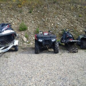 for sale 2011 polaris 850 xp eps with many extra's