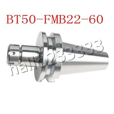 Bt50-fmb22-60 Cnc Milling Collet Chuck Shell End Mill Arbor Tool Holder Bt50