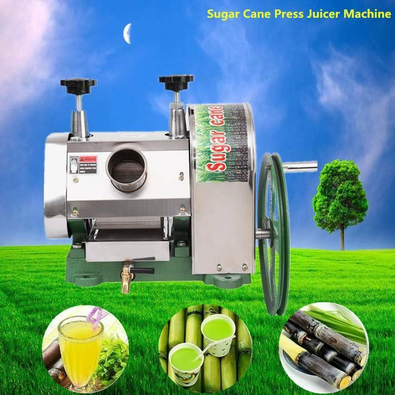 Commercial Manual Sugar Cane Press Juicer Juice Machine Extr