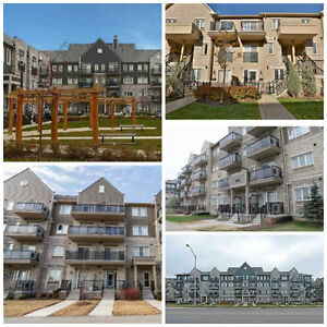 1 & 2 bedroom Townhomes 4 lease in Churchill Meadows Mississauga