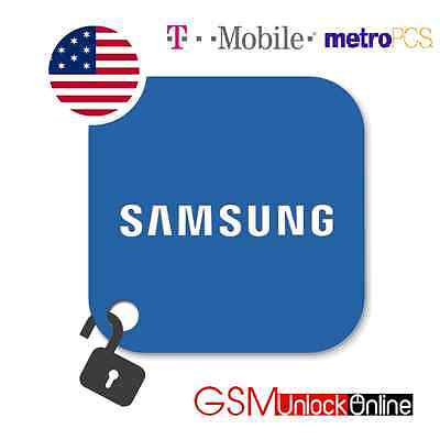 Network Unlock Code For T-Mobile USA Samsung Galaxy Note 4 5 S4 S5