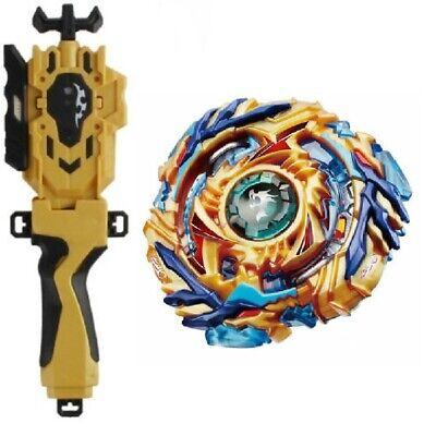 Beyblade B-149 Lord Spriggan +LR Launcher+Trigger+Grip Burst Absorb Attack Ring
